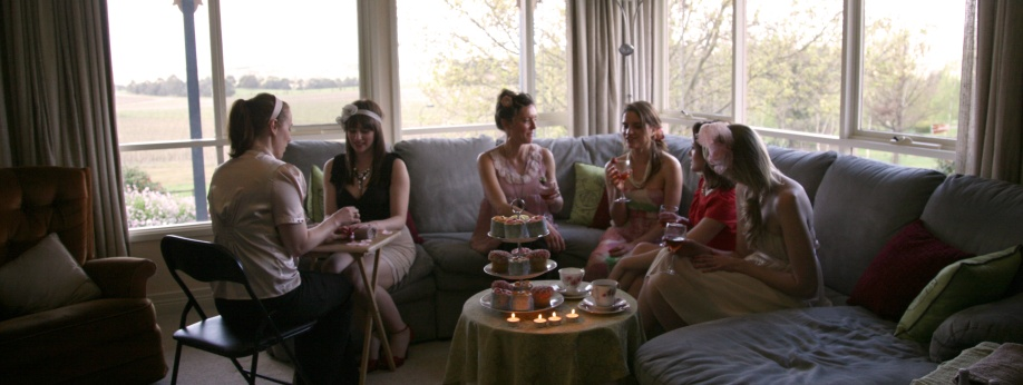 hens pampering party